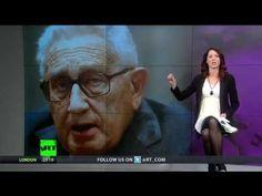 Henry Kissinger's Legacy of War Crimes Exposed by Secret Yale Visit | Brainwash Update - YouTube