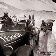 Charly Gaul - Dauphine Libéré 1953