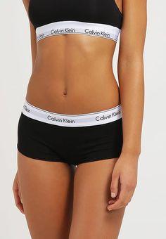 bestil  Calvin Klein Underwear MODERN COTTON - Panties - black til kr 169,00 (22-04-17). Køb hos Zalando og få gratis levering.