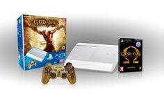 God of War: Ascension PlayStation 3 Bundle Now Available