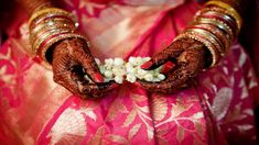 Indian weddings are loud, colourful affairs accompanied by lots of shopping, eating, singing, dancing, general exorbitance and some very strange and hilarious customs that probably had some significance in the past but now remain as fun versions of their original selves. Here are five interesting customs you can look forward to if you're invited to an Indian Hindu wedding : http://www.tripcrafters.com/travel/indian-wedding-customs  (Photograph by Akshata Viveka Photography )