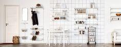 IKEA oppbevaringsmøbler i alle rom