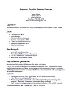 Accounting Specialist Resume Cool 23 Best Accounts Payable Images On Pinterest  Accountant Humor .