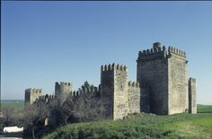 Castillo de la Aguzadora, El coronil  (Sevilla)