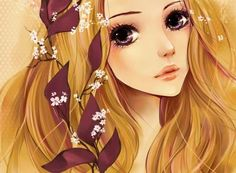 I can't decide if I relate to Blonde or Brunette anime because my natural hair is blonde but I prefer it brown.. Hmm