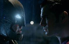 Novas imagens de Batman vs Superman: A Origem da Justiça