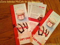 Sorteo - Bebidas favoritas  McCafe de McDonalds durante el invierno.