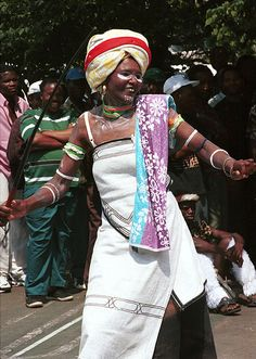 Xhosa ladies South Africa