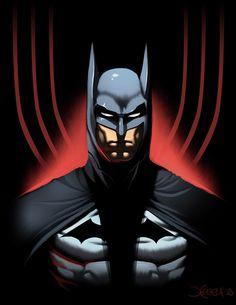 Batman by *el-grimlock on deviantART