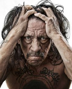 Danny Trejo did not like your answer, don't make him ask the question again…