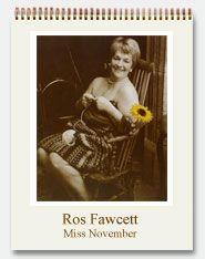 Miss November - Ros Fawcett