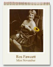 Miss November - Ros Fawcett