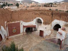 Hotel Sidi Driss – Luke Skywalker's Tatooine Home