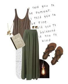 """Something as simple as a light bulb was once something not simple at all"" by awesomeness13j ❤ liked on Polyvore featuring Renzo and Kai, Billabong, Blu Bijoux and Monserat De Lucca"