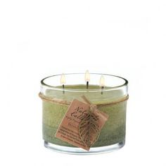 SERENITY GLASS CANDLE JAR by Smart Living Company Retail Price: $14.99  PRODUCT DESCRIPTION: Floral and citrus notes of an exotic garden. Lime Cilantro melange infused with Bergamot, Citrus and Jasmine, Lilac and Coriander. Asian Basil and Parsley sparkles the sensual dry down of Evergreen, Cedarwood and Musk. 45 hour burn time.  http://www.smartlivingcompany.com/serenity-glass-candle-jar