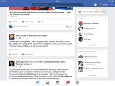 Ipad, Facebook, Canada