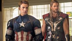 EW Reveals The First Images From The Upcoming 'Avengers: Age Of Ultron'