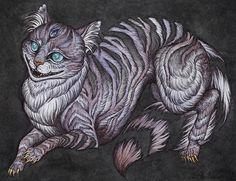 "pixography: Caitlin Hackett ~ ""Cheshire Cat"", 2014"