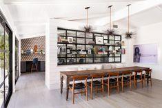 The midcentury home of a designercouple - desire to inspire - desiretoinspire.net - Brown Design Group