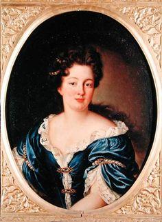 Marie-Anne Mancini, Duchesse de Bouillon (1649 - 1714).