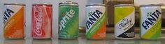 BAMBINO DI MAMMA: COCA COLA, FANTA, SPRITE & C.