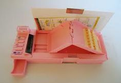 Pencil Case...I so miss this. Think I want to start a pencil box collection!