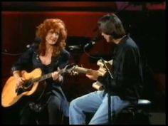 """Bonnie Raitt  Jackson Browne """"Opening Farewell"""" - could listen to these 2 forever"""