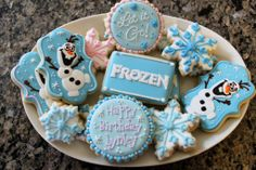 Custom Cookies on Facebook