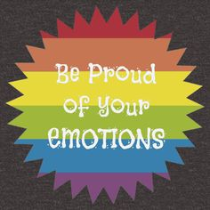 Pride - Proud of you