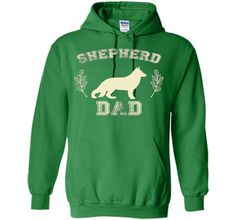 German Shepherd Dad Shirt Dog Lover Father's Day Gift 4 Him