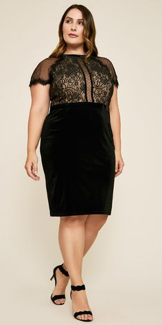 40 ideas party outfit winter plus size curvy fashion for 2019 Outfits Plus Size, Plus Size Party Dresses, Party Dresses For Women, Ladies Dresses, Plus Size Fashion For Women, Plus Size Womens Clothing, Women's Dresses, Dressy Dresses, Lounge Dresses
