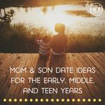 Mom & Son Date Ideas for the Early, Middle, and Teen Years - The MOB Society - Mom Mom Mom Welcome to our website, We hope you are satisfied with the content we offer. Mom Daughter Dates, Mommy And Son, Mom Son, Sons Day, Daughters Day, Kid Dates, Boys Life, Mom Advice, Children And Family