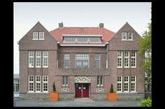 Jacobus Johannes Pieter OUD - De Vonk residence at Noordwijkerhout