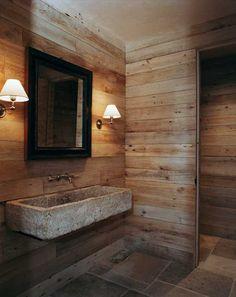 Rustic Shower Design Ideas   ... House Design Ideas 4 Beautiful Rustic Barn Bathroom House Design Ideas