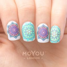 Mandala Collection - MoYou London.