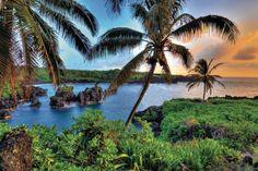 Hawaï, l'archipel aux volcans