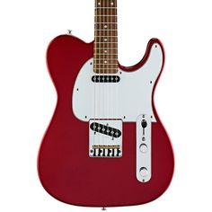 G&L Tribute ASAT Classic Electric Guitar Candy Apple Red Rosewood Fret