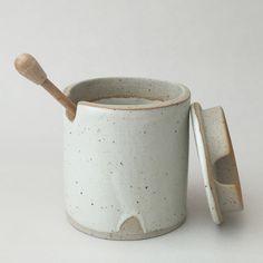 mt washington pottery | honey pot