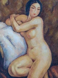 Nicolae Tonitza / Николае Тоница Matisse, Art History, Painting, Painting Art, Paintings, Paint, Draw