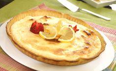 """""""Tarta De Mousse De Limón"""" en Nestlé Cocina #recetas #nestlecocina #menuplanner #cocina"""