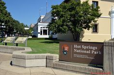 Along the Way with J & J: Sept. 18 - Hot Springs & Walking in Memphis