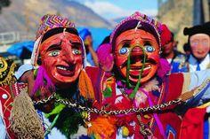 #Celebrate the Festival of the Sun in Sacsayhuaman, #Peru. #VolunteerAbroad