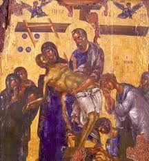 Αποτέλεσμα εικόνας για βυζαντινες εικονες σταυρωση