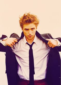 Rob Pattinson ;)