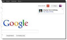 Google estrena recordatorios de cumpleaños para nuestros contactos de Google+