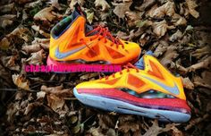 Lebron 10 Galaxy Lebron James X Cheap Custom