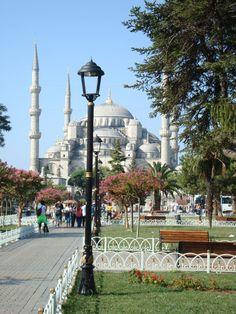 Blue mosque, Istambul