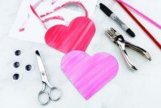 easy valentines day craft for kids makobi scribe - 235×157