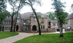 Palatial Estate - 12079JL   European, Luxury, Photo Gallery, Premium Collection, 1st Floor Master Suite, 2nd Floor Master Suite, Bonus Room, CAD Available, Courtyard, Den-Office-Library-Study, In-Law Suite, Media-Game-Home Theater, Multi Stairs to 2nd Floor, PDF, Sloping Lot   Architectural Designs