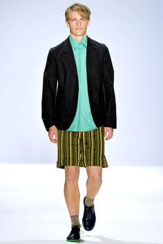 Richard Chai Love | Spring 2012 Menswear Collection | Style.com